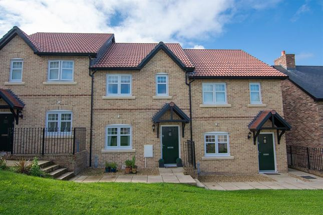 Thumbnail Terraced house for sale in Lawther Walk, Consett