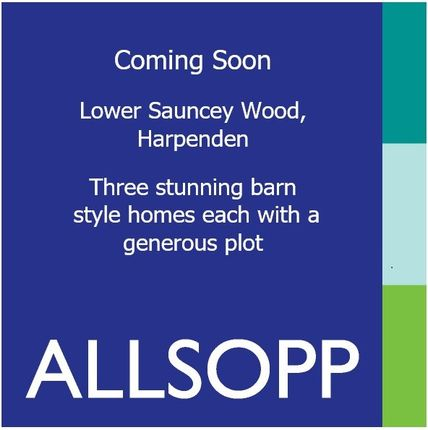 Thumbnail Property for sale in Common Lane, Harpenden