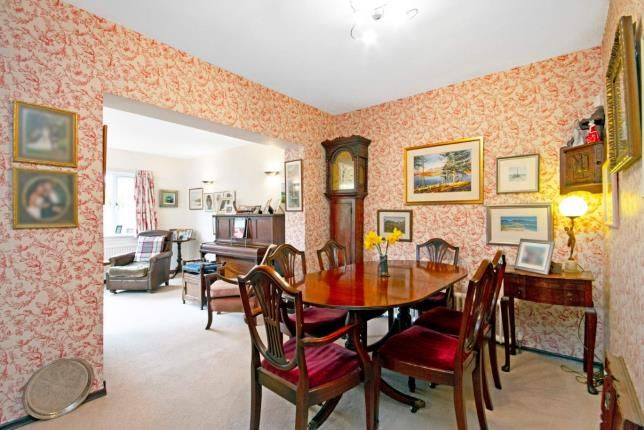 Dining Room of Russell Drive, Bearsden, Glasgow, East Dunbartonshire G61