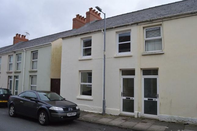 Thumbnail Property to rent in Prospect Place, Llanelli