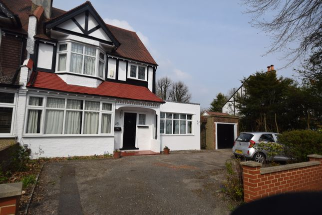Thumbnail Semi-detached house to rent in The Chase, Coulsdon
