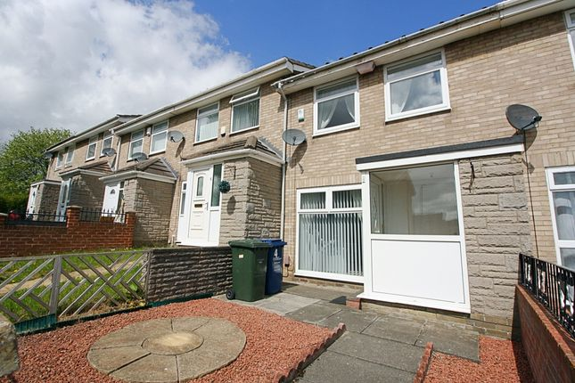 3 bed terraced house to rent in Bruce Close, Westerhope, Newcastle Upon Tyne NE5