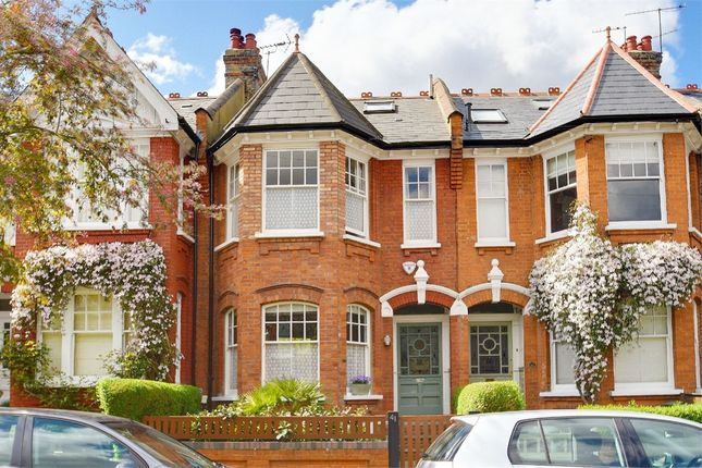 Thumbnail Terraced house for sale in Grasmere Road, Muswell Hill, London