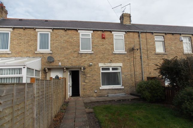 2 bed terraced house to rent in Chester Square, Lynemouth, Morpeth NE61