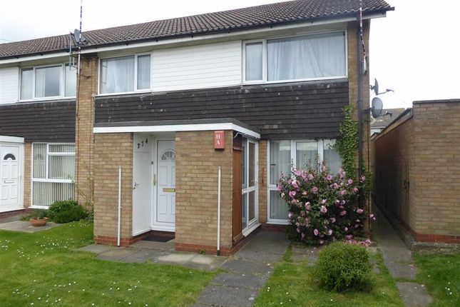 Thumbnail Maisonette for sale in Woodway Lane, Walsgrave, Coventry