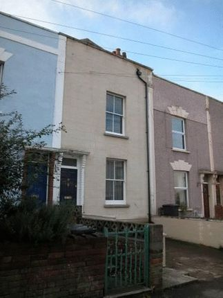 Thumbnail Terraced house to rent in Hebron Road, Southville, Bristol
