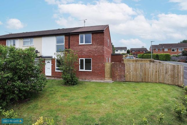 Thumbnail End terrace house for sale in Queensway, Taunton