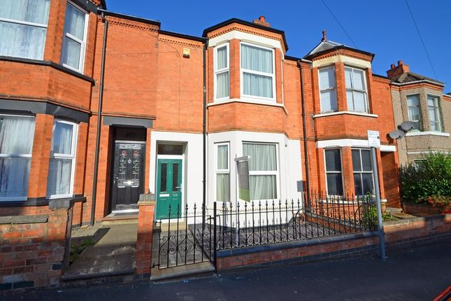 3 bed terraced house for sale in Grosvenor Road, Rugby
