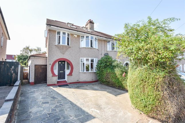 Thumbnail Semi-detached house for sale in Luddesdon Road, Erith
