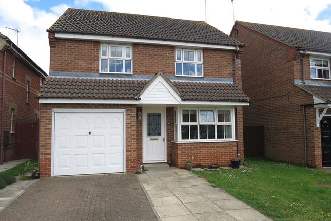 3 bed detached house for sale in Vienna Close, Dovercourt, Harwich