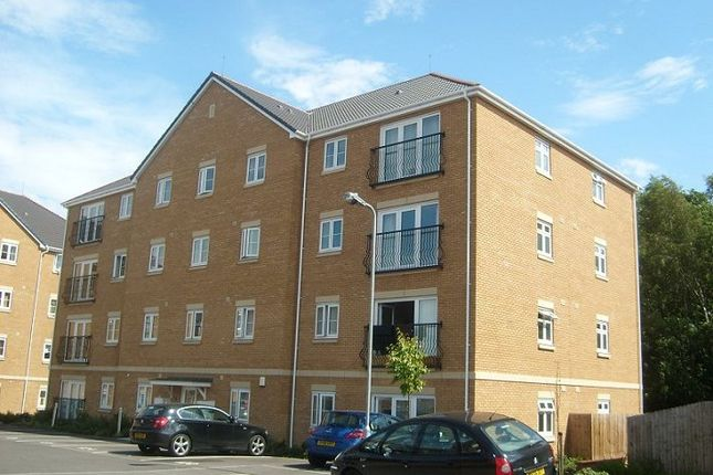 Thumbnail Flat for sale in Wyncliffe Gardens, Pentwyn, Cardiff