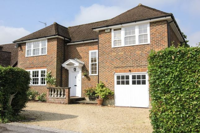 Thumbnail Detached house for sale in Woodlands Way, Ashtead
