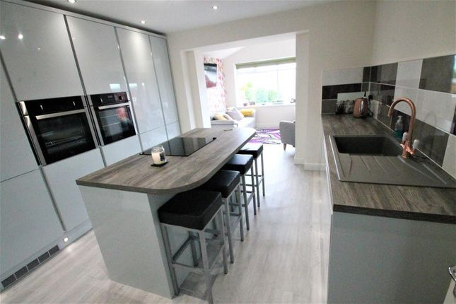 Thumbnail Detached house for sale in Methodist Place, Beaufort, Ebbw Vale, Blaenau Gwent