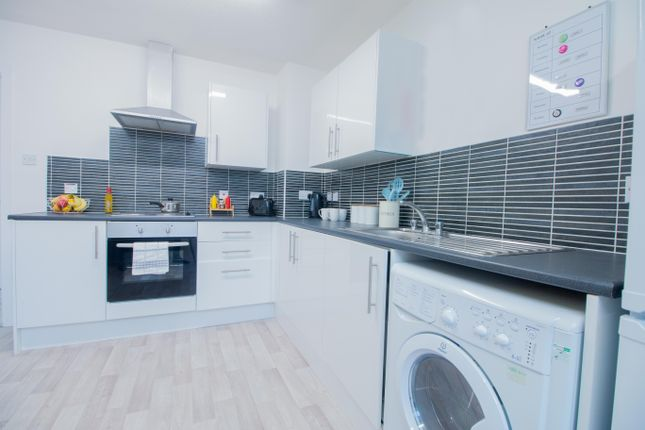 Thumbnail Shared accommodation to rent in 145-163 London Rd, Liverpool