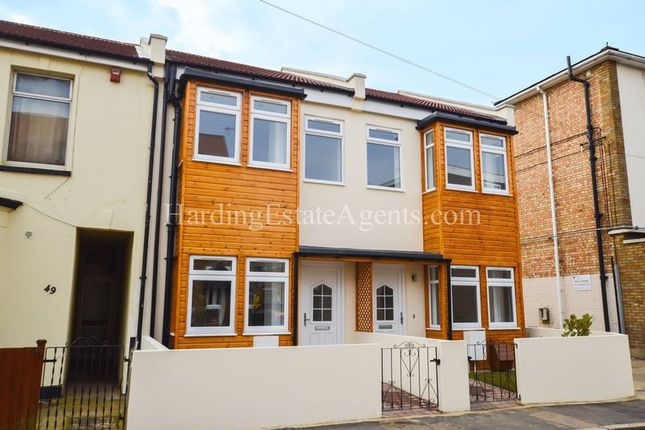 Thumbnail Terraced house for sale in Seaview Road, Southend-On-Sea, Essex