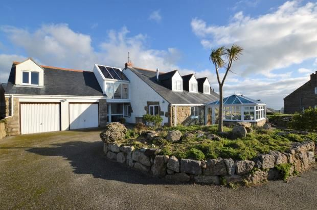 Thumbnail Cottage for sale in Porthcurno, Churchtown, Penzance, Cornwall