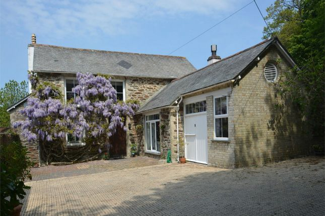Thumbnail Detached house for sale in Nansawsan Mews, Ladock, Nr Truro, Cornwall
