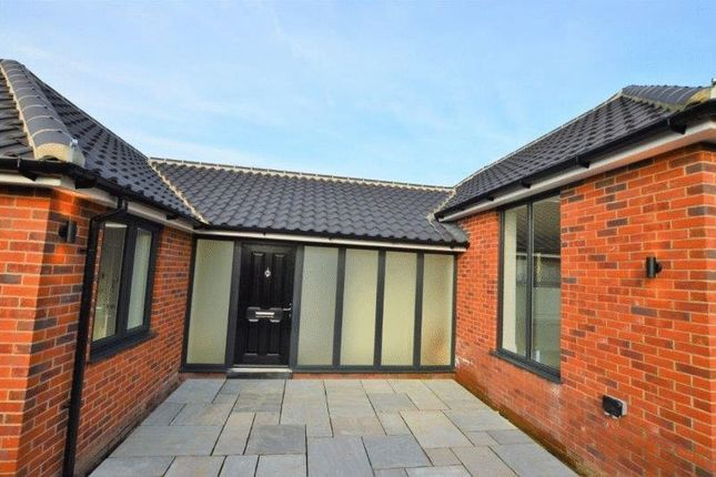 Thumbnail Detached bungalow for sale in Annis Hill, Bungay