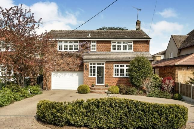 Thumbnail Detached house for sale in Doddinghurst, Brentwood, Essex