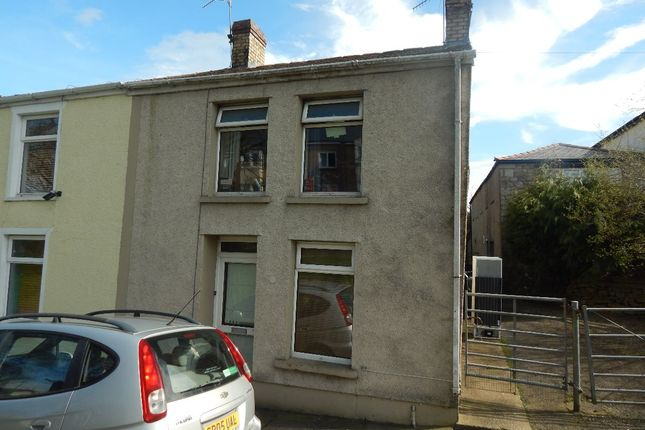 Thumbnail Terraced house to rent in Alma Street, Brynmawr