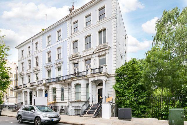 Thumbnail Flat to rent in Arundel Gardens, London