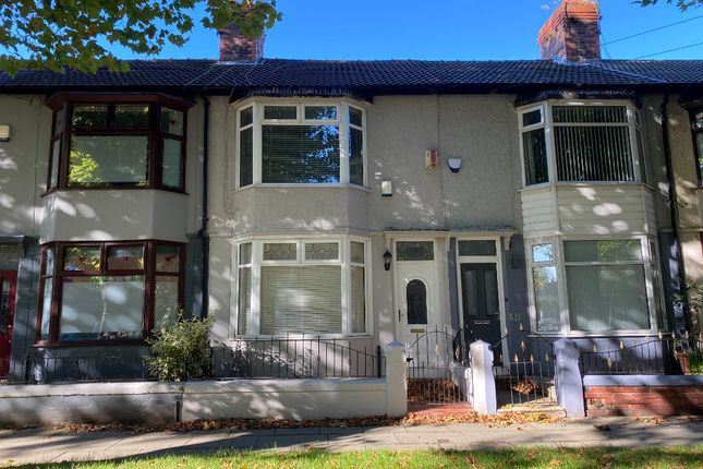 3 bed terraced house to rent in Stanley Park Avenue South, Walton, Liverpool L4