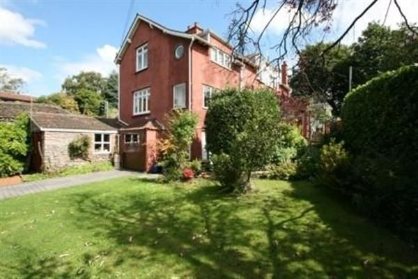 Thumbnail Detached house for sale in Sidcot Gate, 40 Sidcot Lane, Winscombe