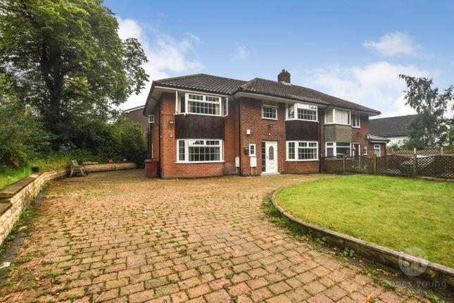 Thumbnail Semi-detached house for sale in Shear Bank Road, Blackburn
