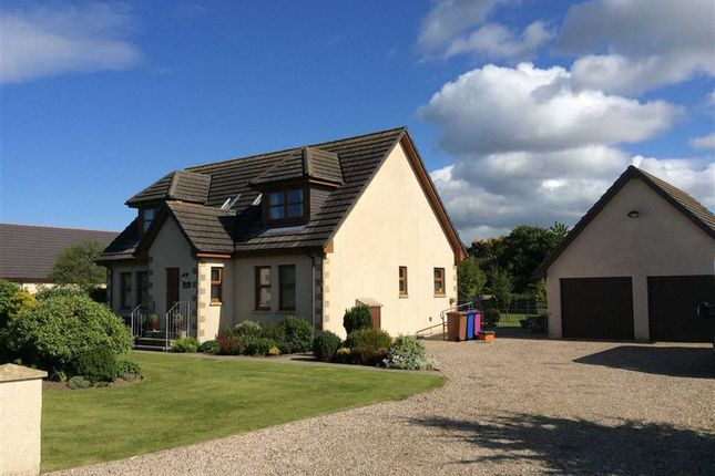 Thumbnail Detached house for sale in Cadgers Road, Garmouth, Moray