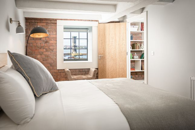 Thumbnail Flat for sale in Regent Road, Liverpool