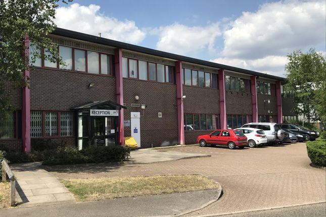 Thumbnail Industrial to let in Unit G, City Park, Swiftfields, Welwyn Garden City