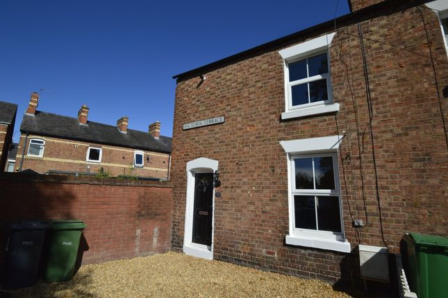 2 bed end terrace house to rent in Victoria Terrace, Shrewsbury
