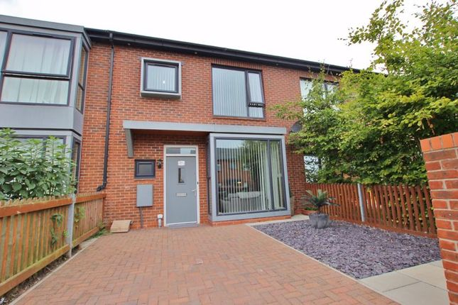 Thumbnail Terraced house for sale in Faversham Way, Rock Ferry, Wirral
