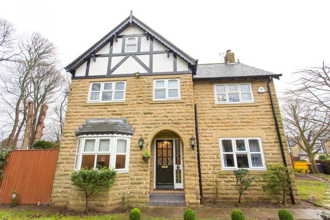 Thumbnail Detached house to rent in Parkwood Avenue, Roundhay, Leeds, West Yorkshire