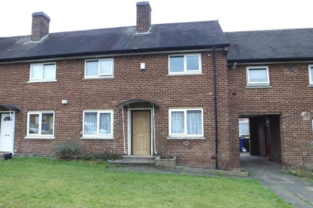 Thumbnail Town house to rent in Lupton Road, Lowedges, Sheffield
