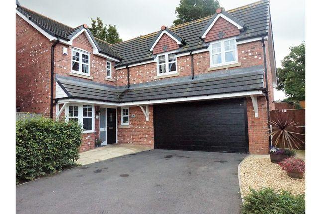 Thumbnail Detached house for sale in Heathfield Gardens, Runcorn