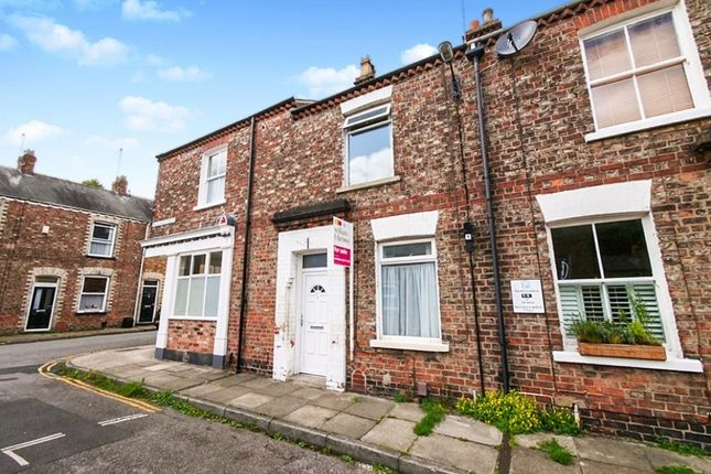 Thumbnail End terrace house for sale in Falkland Street, York