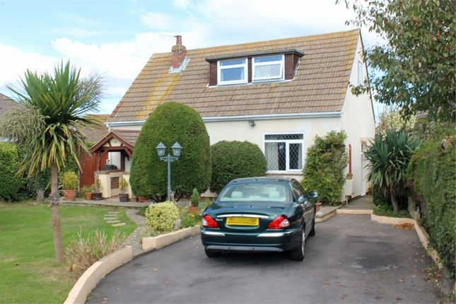 Thumbnail Detached bungalow for sale in Sandy Point Road, Hayling Island, Hampshire