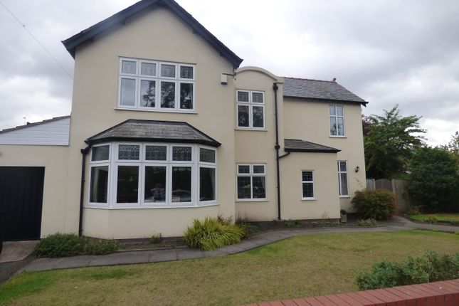 4 bed detached house for sale in Park Avenue, Crosby, Liverpool
