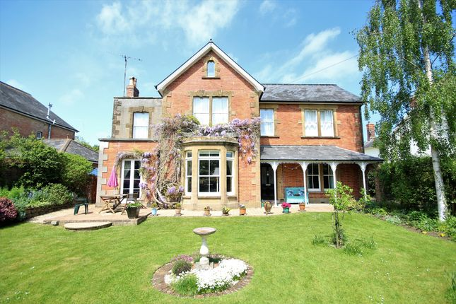 Thumbnail Detached house for sale in Summerlands, Yeovil