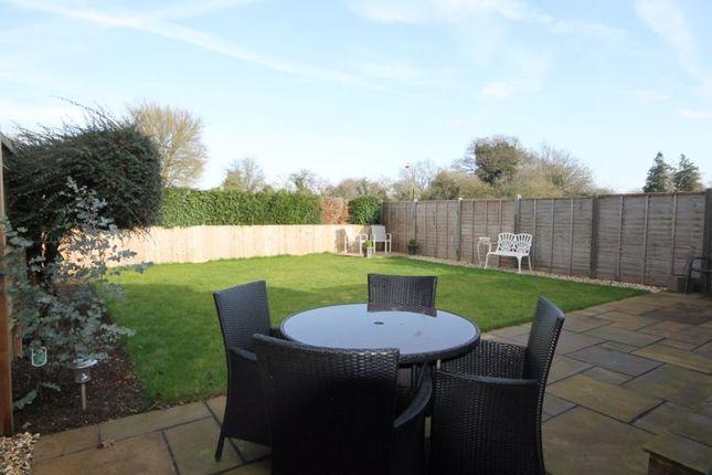 Garden of Freeborn Close, Kidlington OX5
