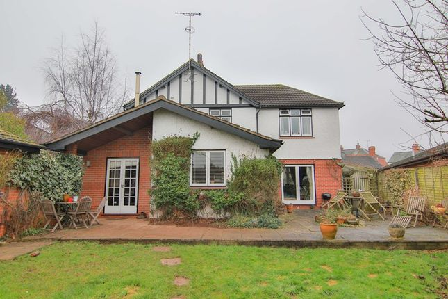 Thumbnail Detached house for sale in Archenfield Road, Ross-On-Wye