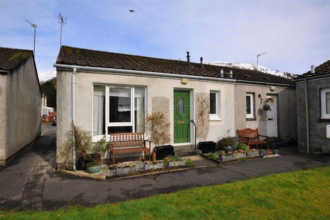 Thumbnail Semi-detached bungalow for sale in Minto Court, Alva