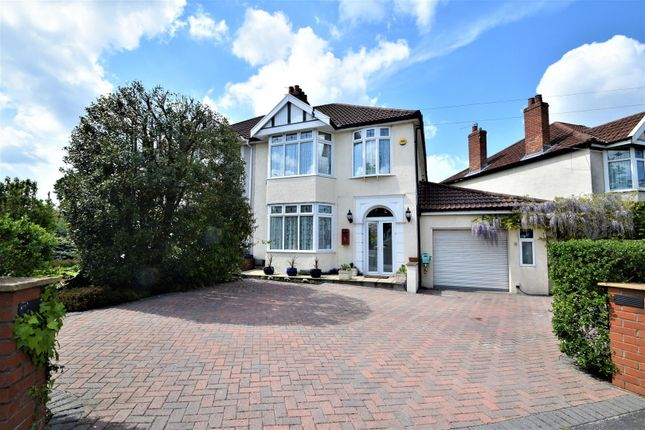 3 bed semi-detached house for sale in Lake Road, Westbury-On-Trym, Bristol BS10