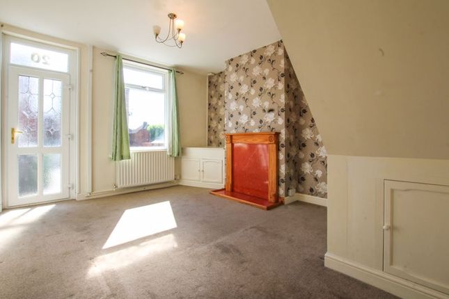 Living Room of Quarry Road, Somercotes, Alfreton DE55
