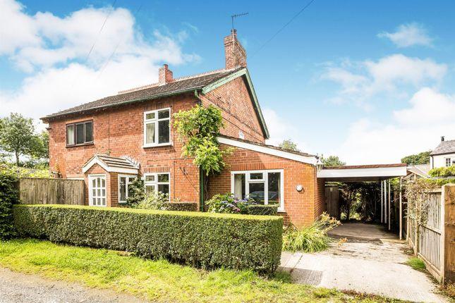 Thumbnail Property for sale in Breech Moss Lane, Norley, Frodsham