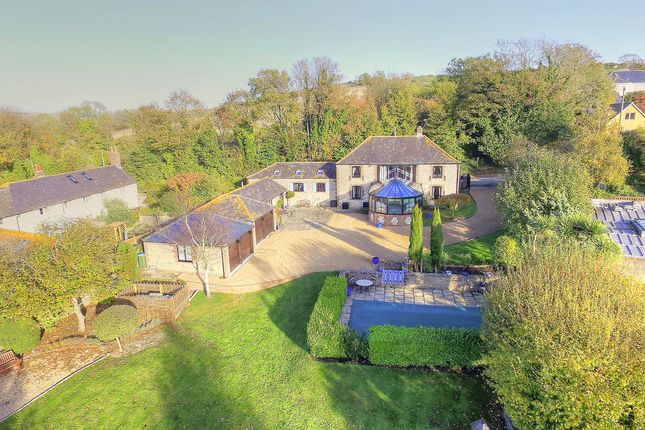 4 bed barn conversion for sale in Wepham, Arundel