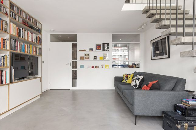 Reception Room of Bayer House, Golden Lane Estate, London EC1Y