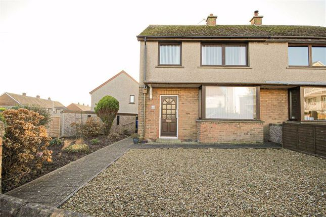 Semi-detached house for sale in Westfield Road, Berwick-Upon-Tweed, Northumberland