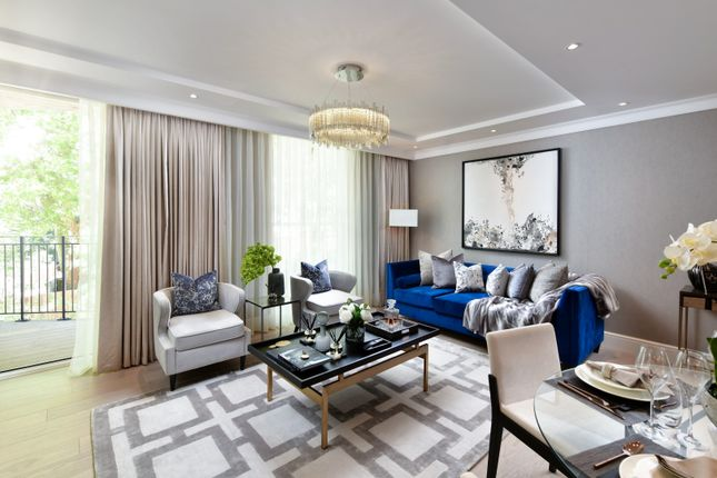 Thumbnail Flat for sale in Wimbledon Hill Park, London
